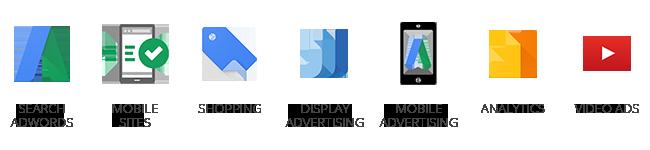 Google Partner Πιστοποιήσεις